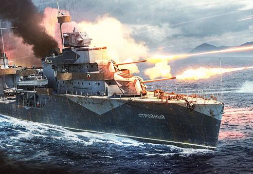 クラースヌイ・カフカース:黒海の守護者