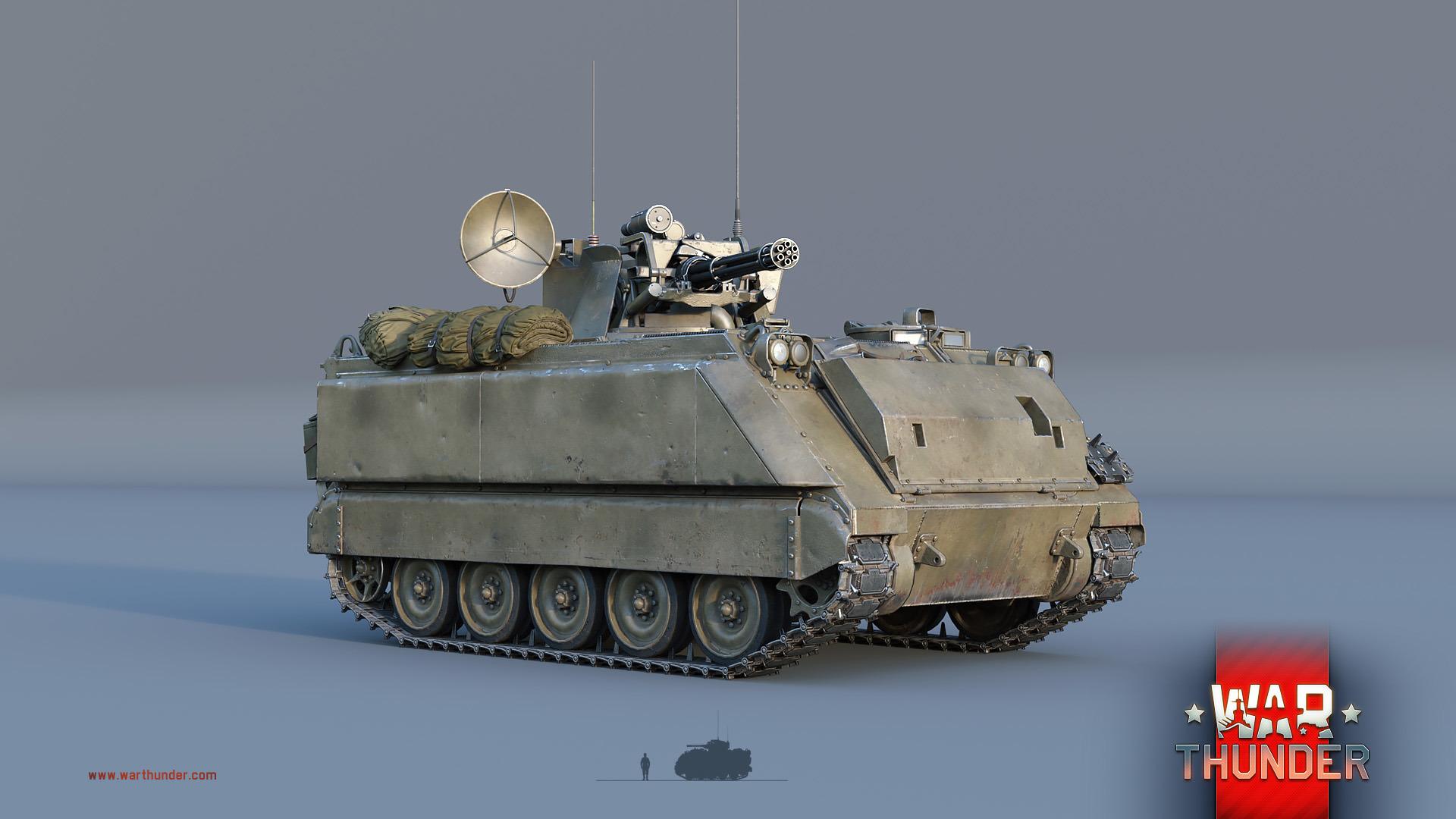 M163バルカン:ガトリングの猛威...