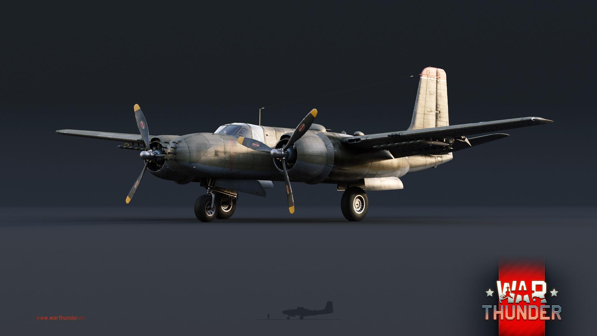 A-26B-51:攻撃機の王様! - War...