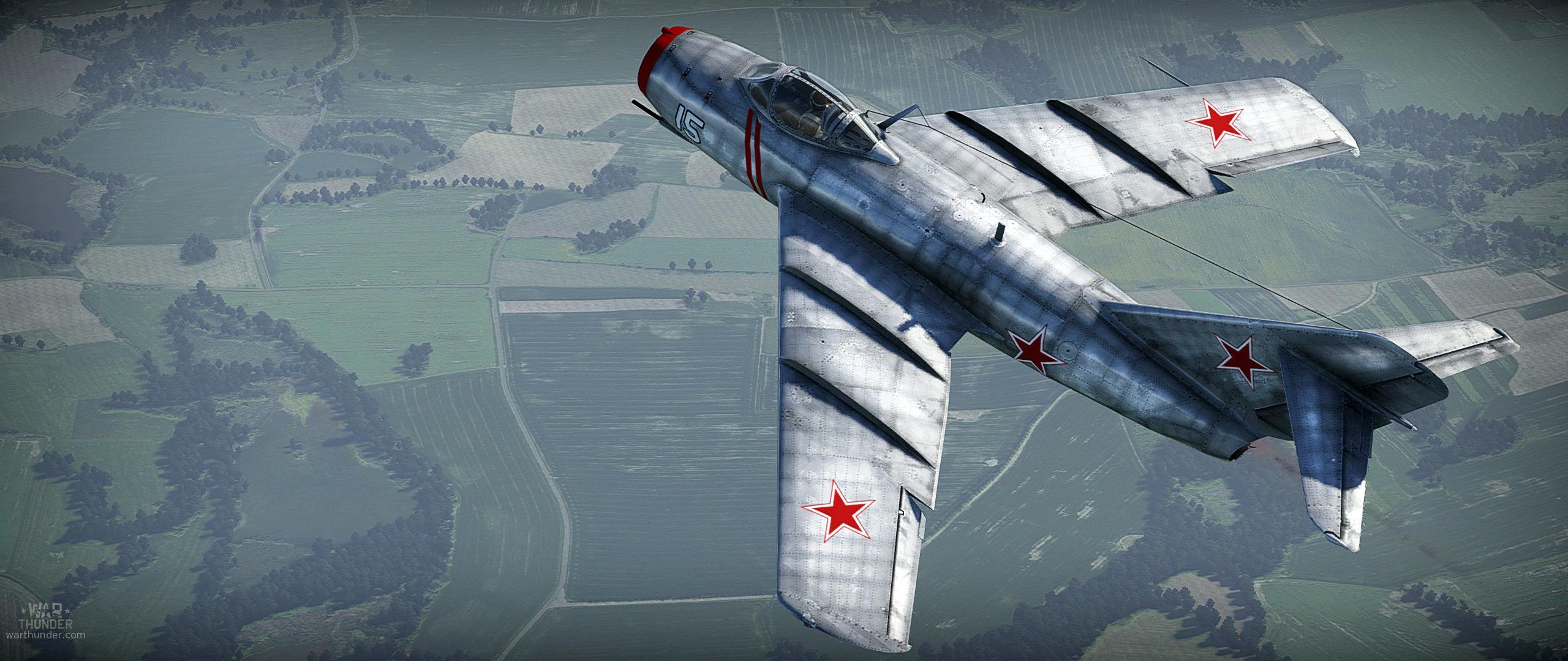 MiG-15 - War Thunder (ウォー...