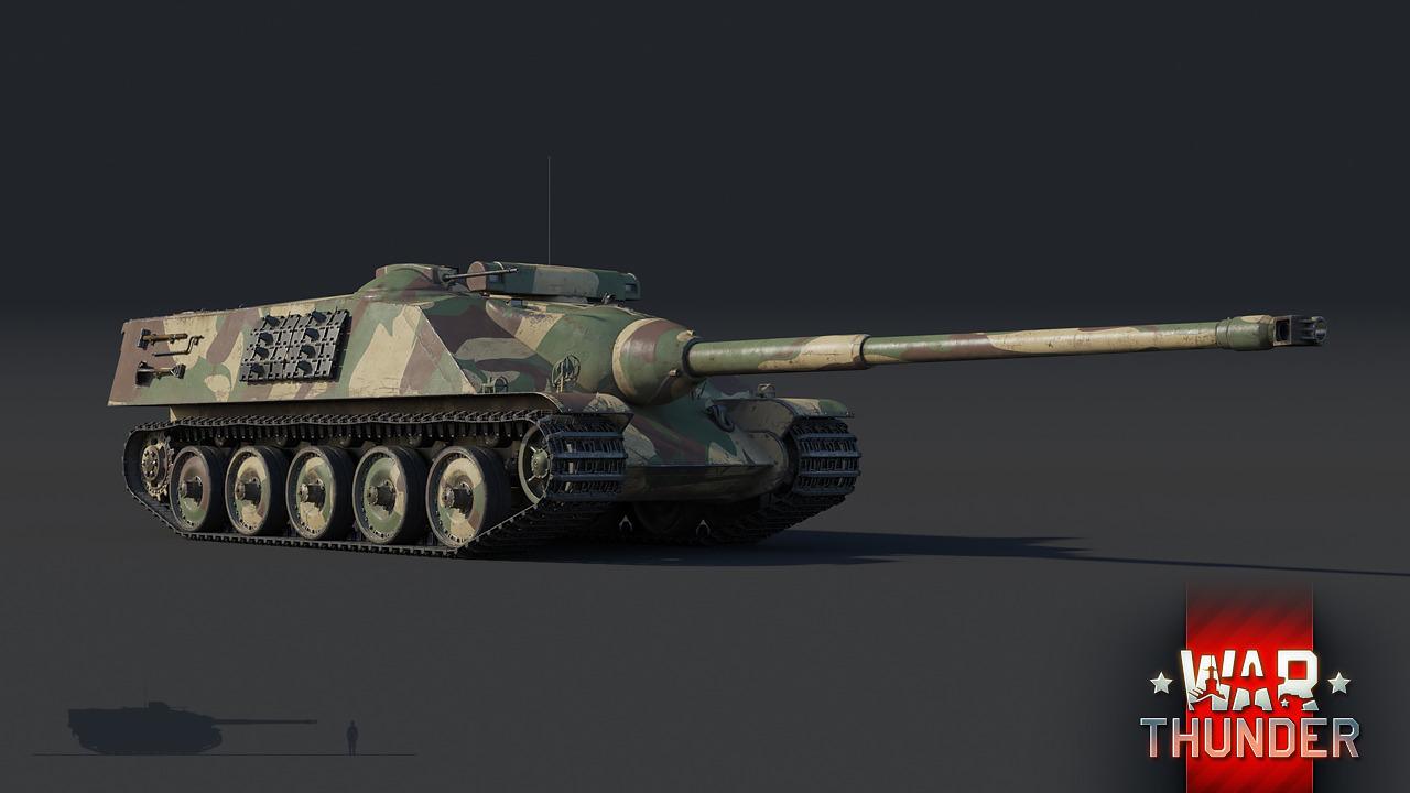 AMX-50 Foch:競争するカメ - War Thunder (ウォーサンダー)- DMM GAMES
