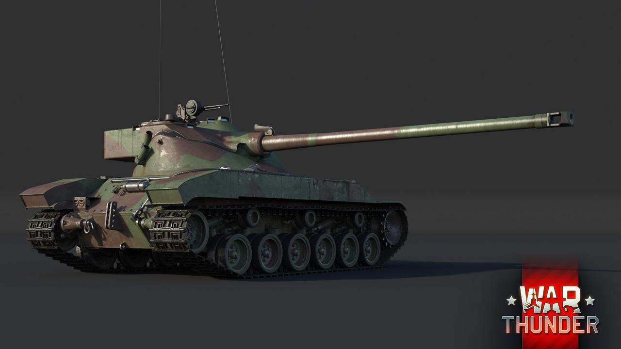 シャール25t&T-80B - War Thund...