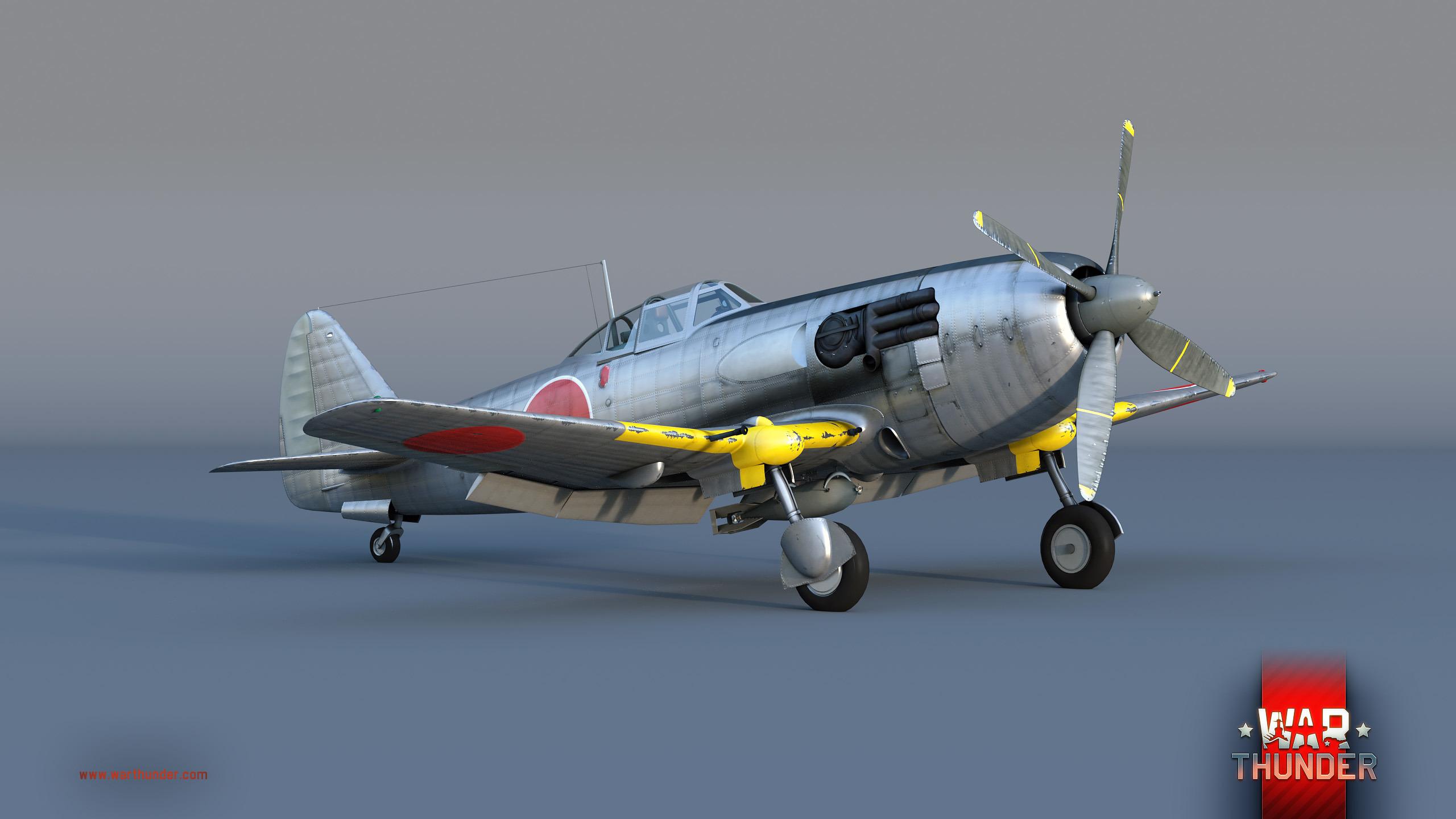 キ87 ターボチャージャーを積んだ空のサムライ War Thunder