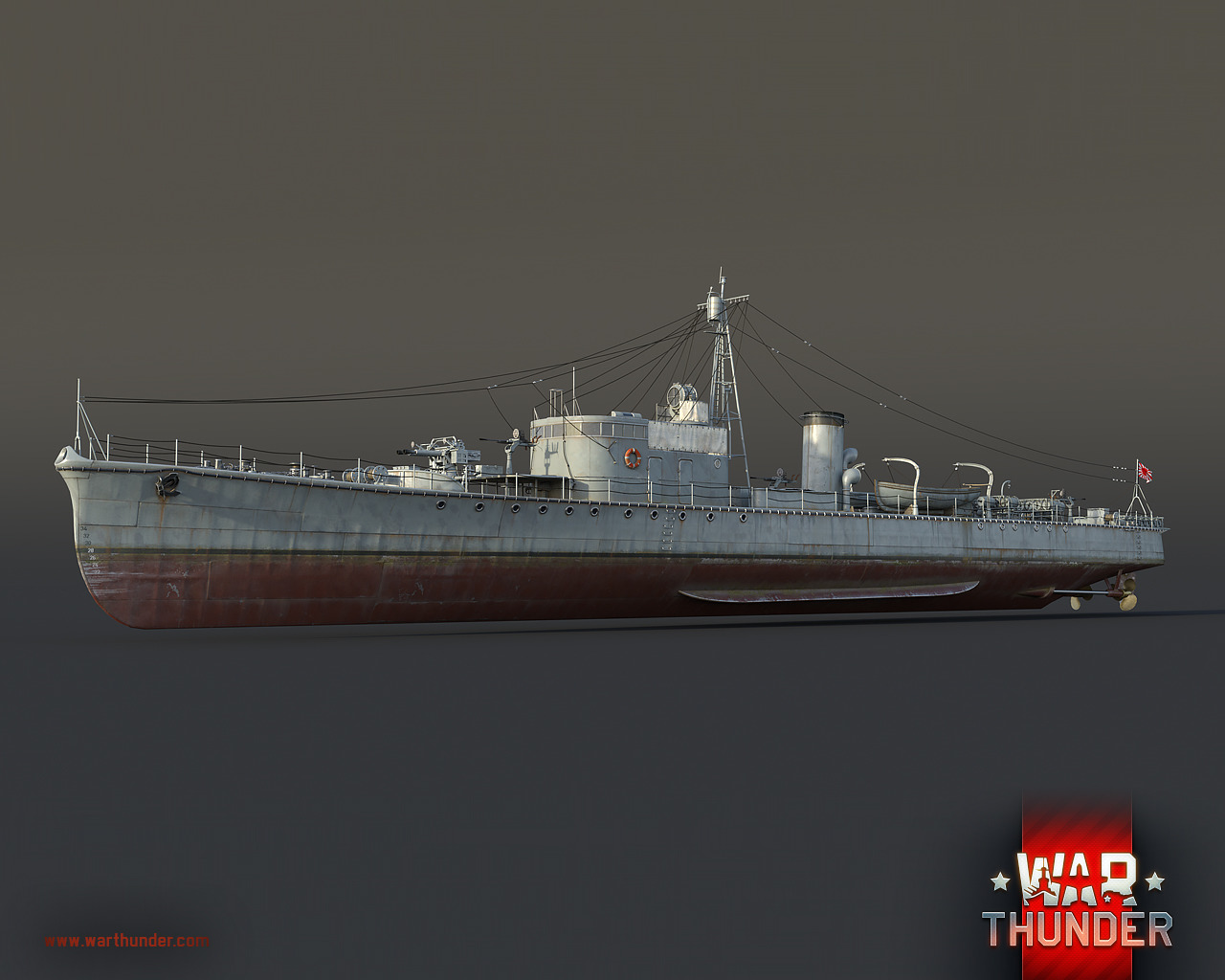 第四号型駆潜艇 第八号駆潜艇(No.4 Type CH-8):爆雷運搬 - War ...